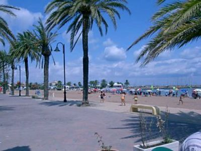 Photo for Beautiful ground floor Apartment @ La Manga del Mar Menor. Family friendly.