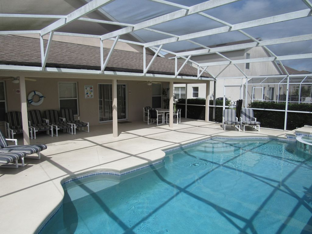 F3119: Outstanding 5 Bed 4 Bath, South facing pool & spa, ... - 8142403