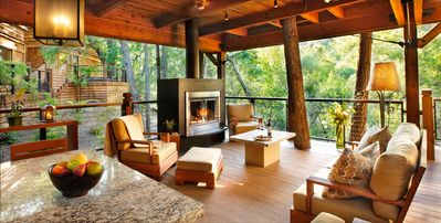 Picturesque Lodge w/ WiFi, Hot Tub, Heated Pool, Grill & Spa Services