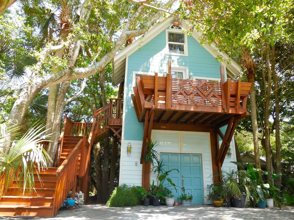 2017 01 tree house rentals in north carolina -  Off Season Special For The Months Of November December January And February