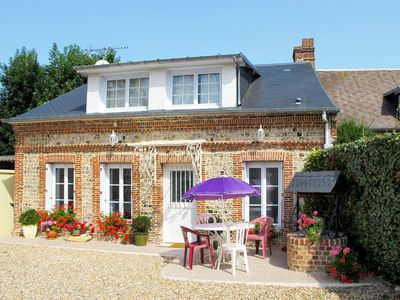 Photo for Vacation home Le Champ des Mouettes  in St Pierre en Port, Normandy / Normandie - 4 persons, 2 bedrooms