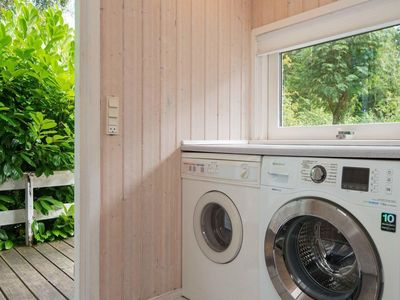 Photo for House in Ebeltoft with Internet, Washing machine (95075)