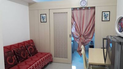 Photo for Affordable Fully Furnished 1 Bedroom Condo Unit with Unlimited Wifi and TV Cable