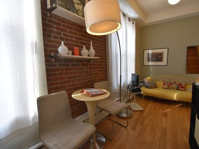 Photo for North End Boston, Lovely 1 Br, 1 Ba,  On 2nd Floor (one Flight Up)