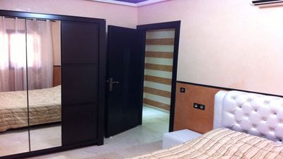 Photo for Large new apartment for rent in Marrakech