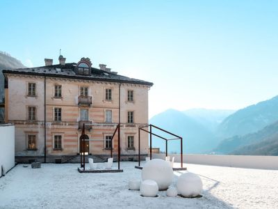 Photo for Apartment Villa Ottocento (VAE105) in Valsesia - 5 persons, 1 bedrooms