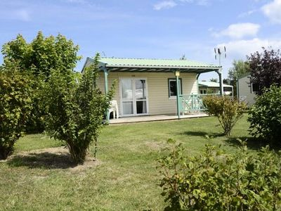 Photo for Camping Les Peupliers **** - 4 Rooms Chalet 6 People