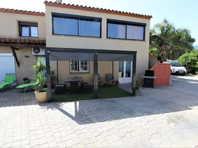Photo for House with pool near Argeles sur mer / Collioure