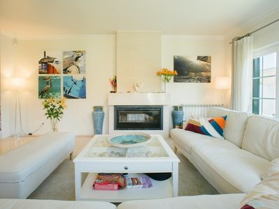 Photo for Amazing Pool House at Cascais for 8 people