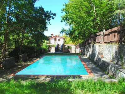 Photo for Holiday Home in Migliorini with Pool & Garden