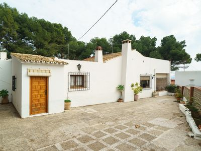 Photo for COZY HOUSE 65 METERS FROM THE BEACH FOR 5 PEOPLE