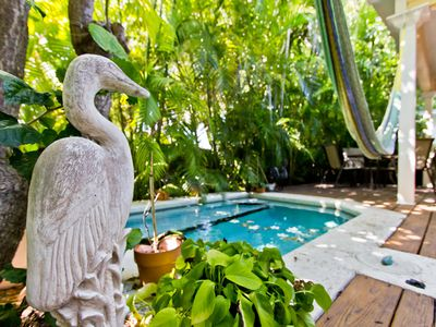 "Photo for ""THE NEST"" ~ Charming Conch Cottage Close to the Beach and Duval w/Pool!"