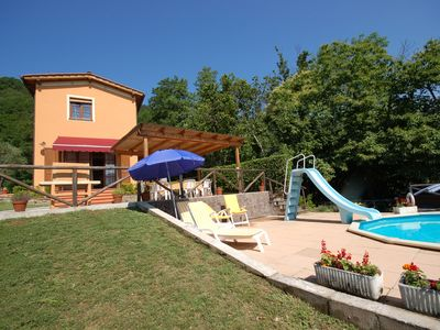 Photo for Villa Franchina in Lucca Area, Tuscany