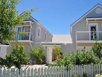 Photo for Self Catering Villa with 5 bedrooms all en suite, on Thesen Islands, Knysna