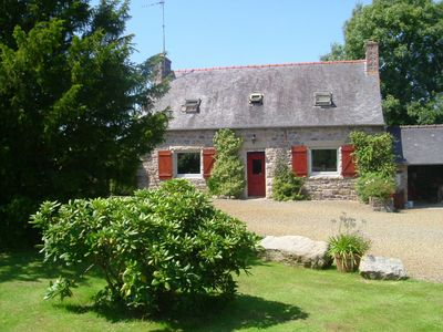 Photo for Peaceful Farmhouse Cottage, 15 Minutes From The Beautiful Pink Granite Coast