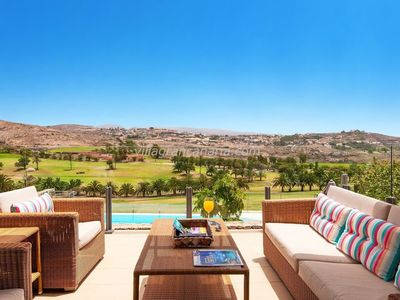 Photo for 4BR Country House / Chateau Vacation Rental in Comarca Sur, Canarias