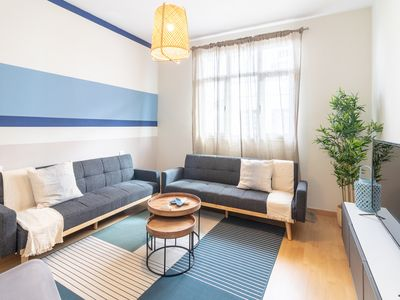 Photo for Flatguest Agaete Blue + Reformed + 6Pax + Central