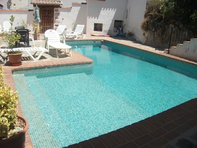 Photo for Holiday Home, Pool, Wifi, Pinos Del Valle, Granada-Costa Tropical-Sierra Nevada