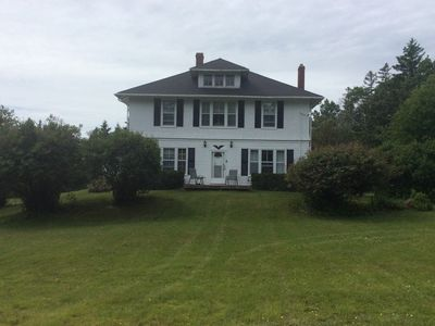 Photo for PRINCE EDWARD ISLAND MAJESTIC CENTURY HOME FOR RENT
