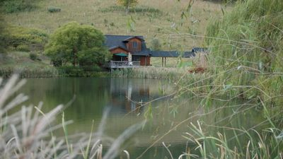 Photo for Tranquil And Secluded Cabin On 126 Acres With Mountain Views ~ AMAZING!