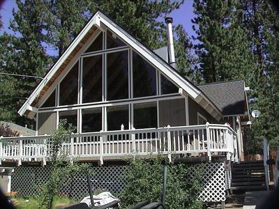 Photo for Bright, Spacious Mountain Retreat. Great Location. Near Northstar, Town & Lake