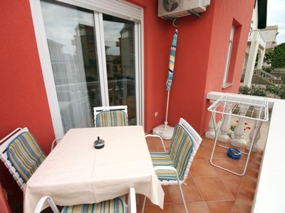 Photo for Two bedroom apartment with terrace Vodice (A-6331-a)