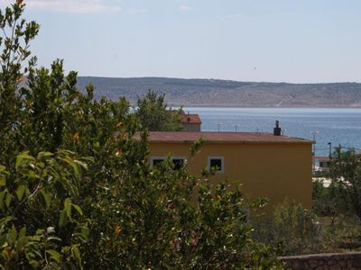 Photo for Apartment in Starigrad (Paklenica), capacity 4+1