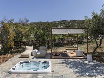Photo for Stunning Villa Ayra to rent in Paros (Greece) by My Rental Homes