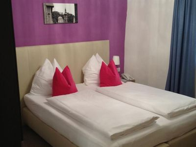 Photo for Double room Economy Plus - Altstadthotel Weisse Taube