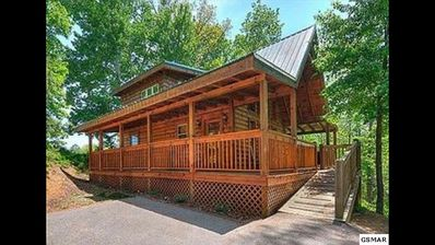 Photo for Heavenly Hideaway Cabin- Sevierville