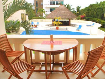 Photo for ♥ 1 BDR 2 Sleeps♥  Nice Pool and free access to Beach Club ♥ Beauty Place ♥
