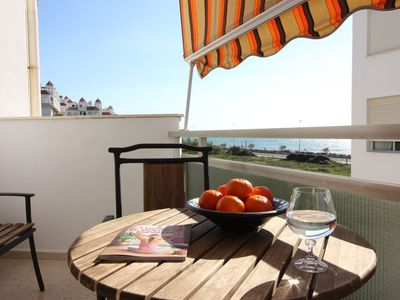 Photo for Beach & Family 3 bedroom apartment with sea views.