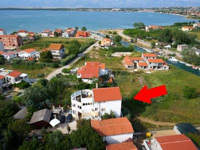 Photo for One bedroom apartment with balcony Nin (Zadar)