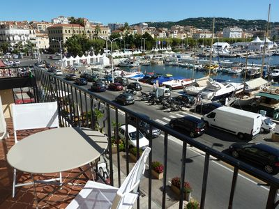 Photo for Cannes, apartment furnished apartment, exceptional view Ideal conference and holiday