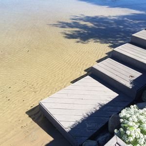 Photo for August 17-31 open!  4bd/2ba Direct Water. Suttons Bay. Walk to Village.