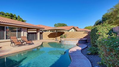 Photo for La Quinta Getaway: Amazing Location, Stylish Home and Private Pool!