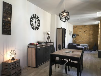 Photo for The lights of Sarlat - Apartment with terrace