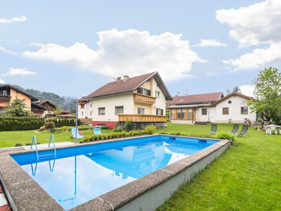 Photo for Apartment in Tröpolach with Swimming Pool, Garden, Balcony