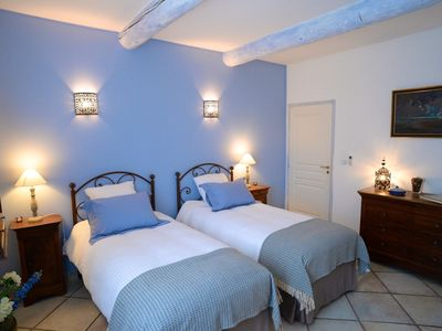 Photo for Serenity of Ventoux - Bed and Breakfast in Provence, Fontaine des Magnarelles