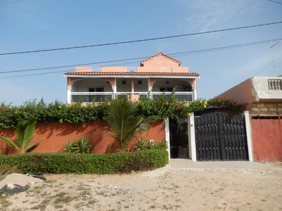 Photo for VILLA in Saly with swimming pool 4 independent bedrooms.