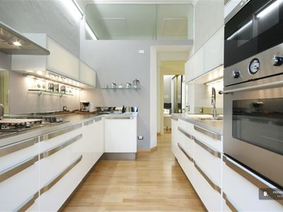 Photo for Friendly Rentals The Maffeis Apartment in Milan
