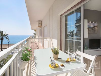 Photo for S12 · BEACH FRONT APARTMENT --FREE WIFI--