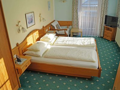 Photo for Double room third bed possible with half board - Hotel Sonne