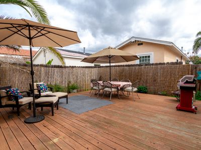 Coronado - 2 Blocks to the Bay! Private Backyard!