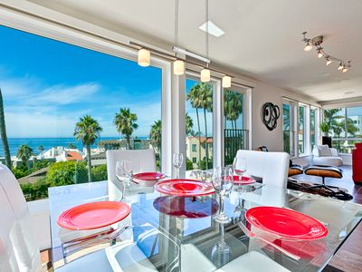 Chic Penthouse w/ Expansive Ocean Views!