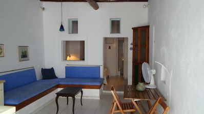 Photo for Neoclassical Apartment in Chora, Andros