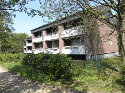 Photo for Apartment Ranke in Scharbeutz-Haffkrug - Fewo vineyard, south-facing balcony, Wi-Fi