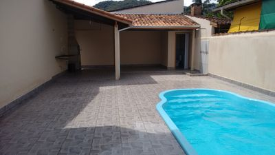 Photo for #House with Pool and Wifi, quiet neighborhood and family !! Big and cozy !!