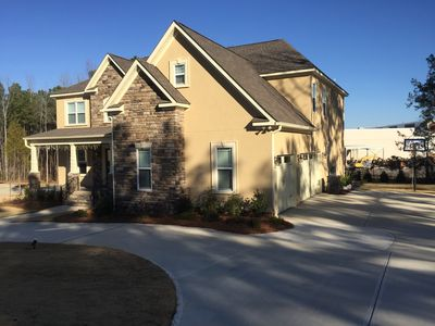 Photo for New large contemporary home in gated community