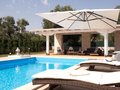 Photo for Excellent villa for relaxing and peaceful holidays with swimming pool
